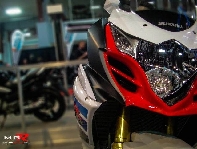 2013 Suzuki GSXR 1000 1 Millionth Edition