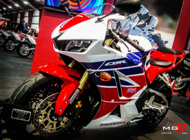 2013 Honda CBR 600RR HRC