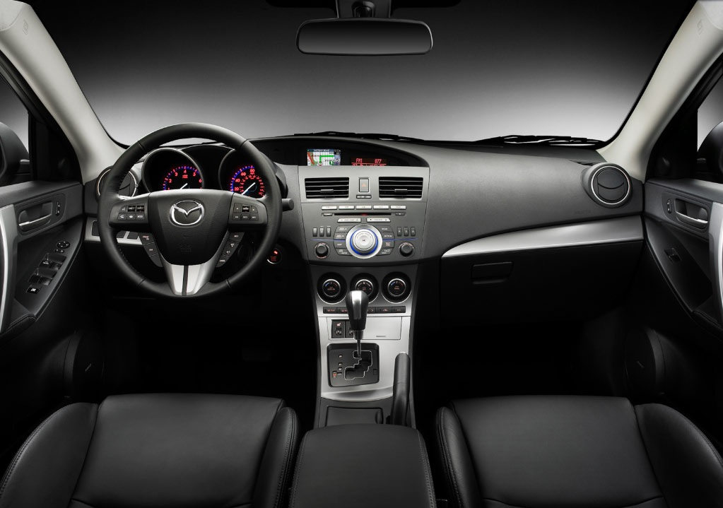 Nice Mazda_3_Axela_Interior_02 Photo Courtesy Mazda Motor Corporation