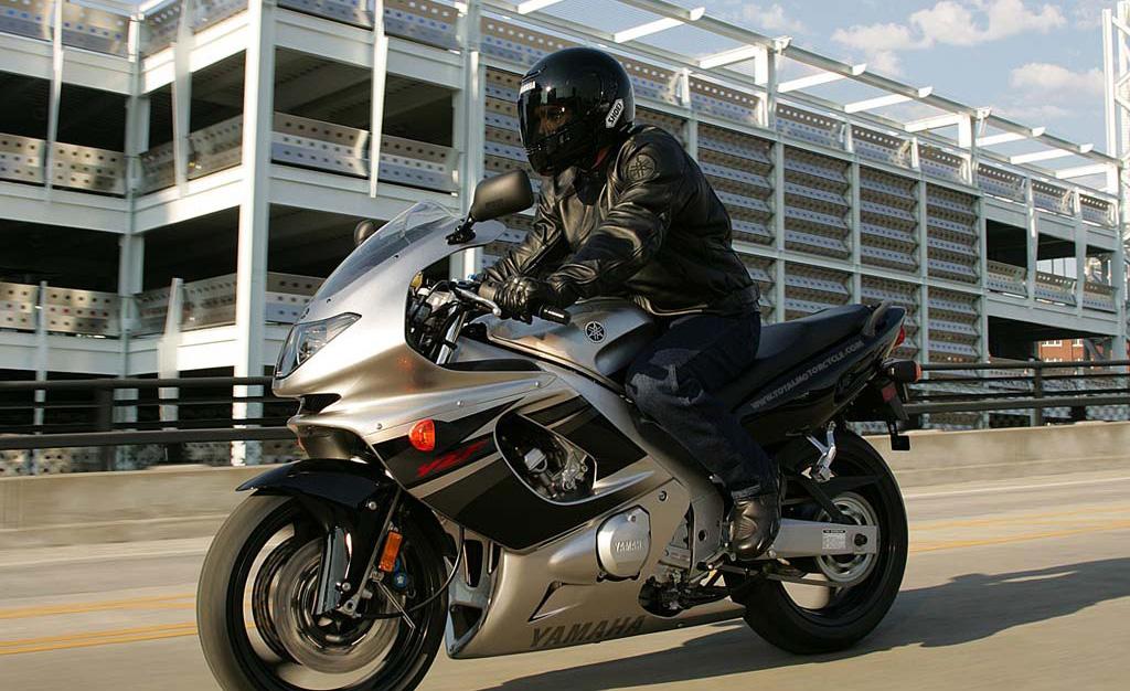 Review: Yamaha YZF-600R (Thundercat) – M G Reviews