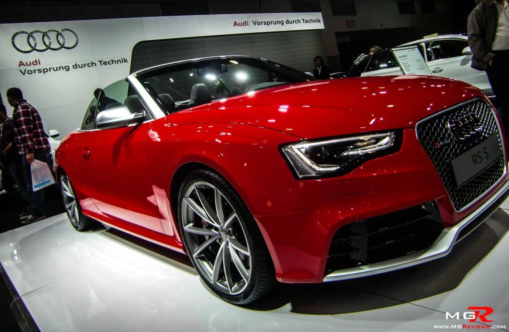 2013 Audi RS5 Cabriolet
