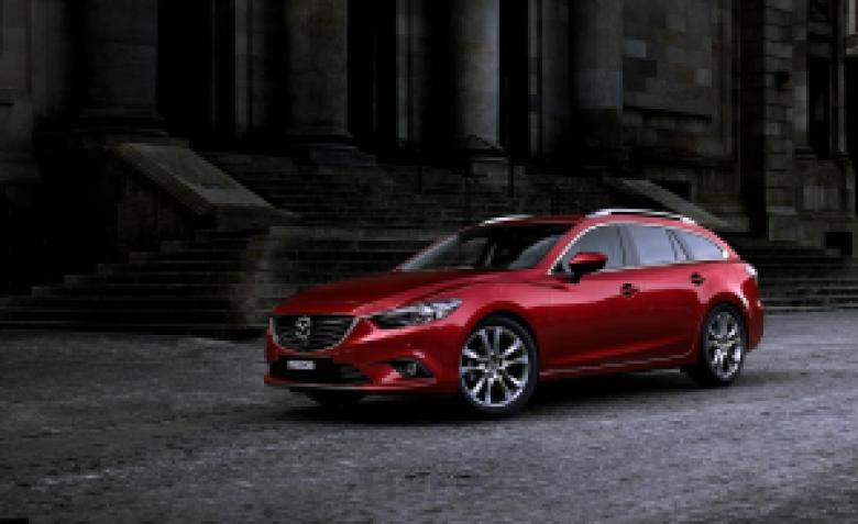 2014 Mazda6 wagon