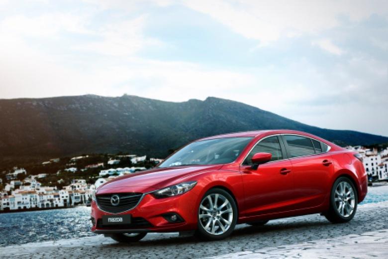2014 Mazda 6 GT Skyactiv-G
