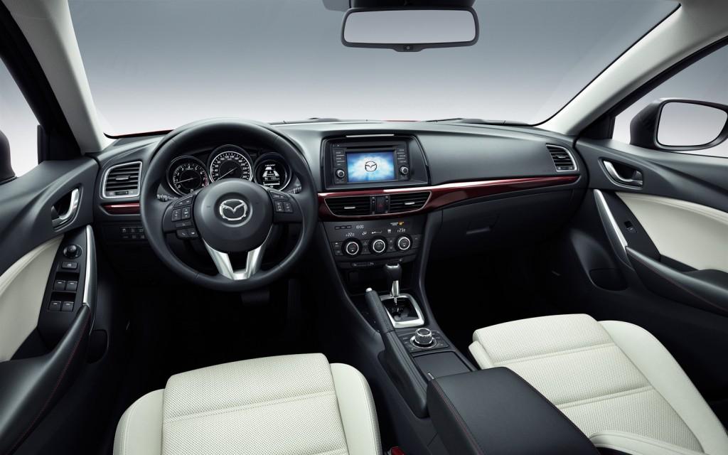 Review: 2014 Mazda 6 G...