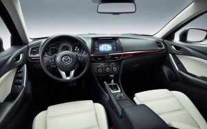 2014 Mazda 6 Interior