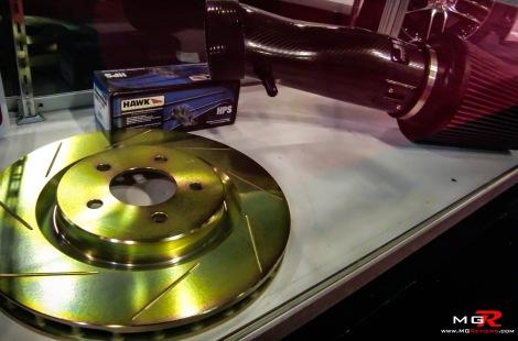 Ford Racing brakes