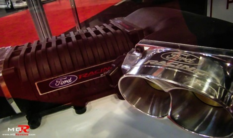 Ford Racing Supercharger