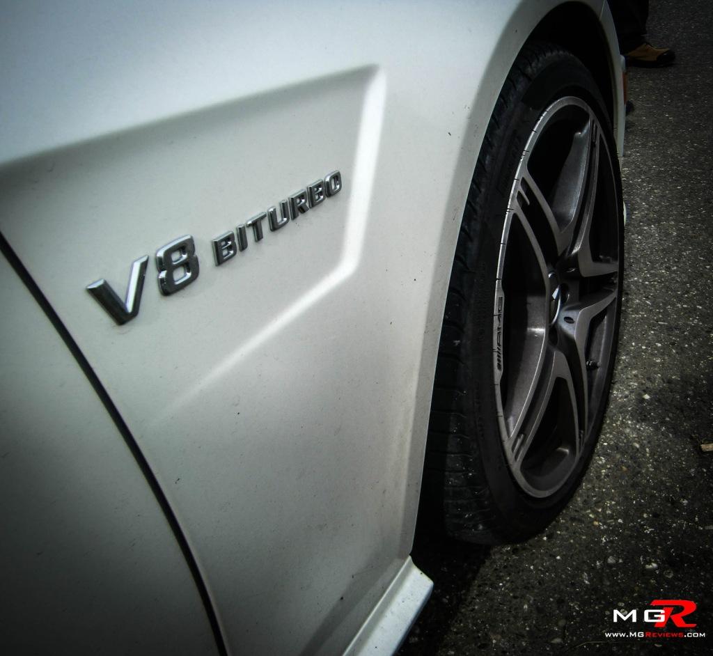 Mercedes-Benz E Wagon AMG