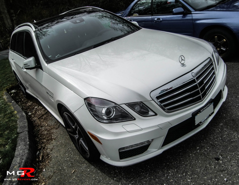 Mercedes-Benz E Wagon AMG