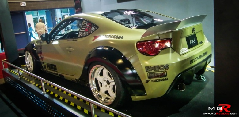 Scion FRS Racing 01