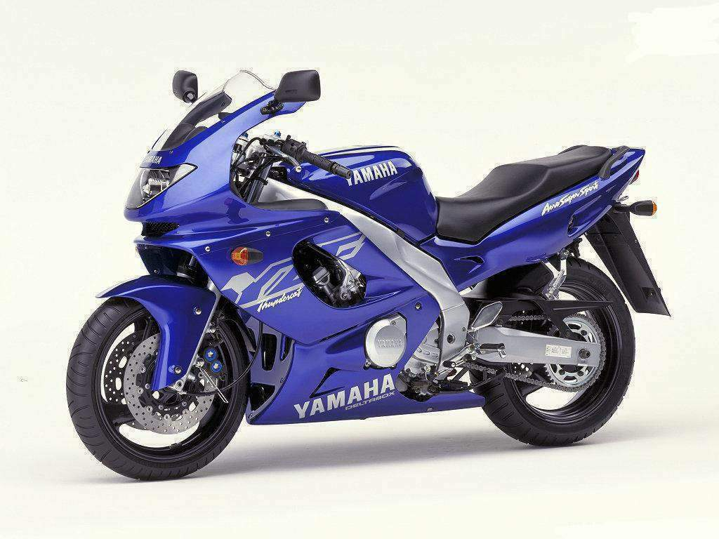 review yamaha yzf 600r thundercat m g reviews. Black Bedroom Furniture Sets. Home Design Ideas