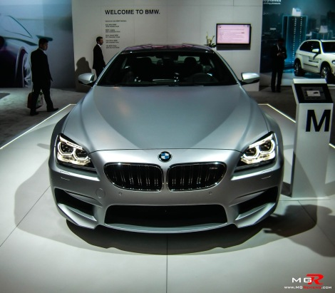 2013 BMW M6 Gran Coupe 01