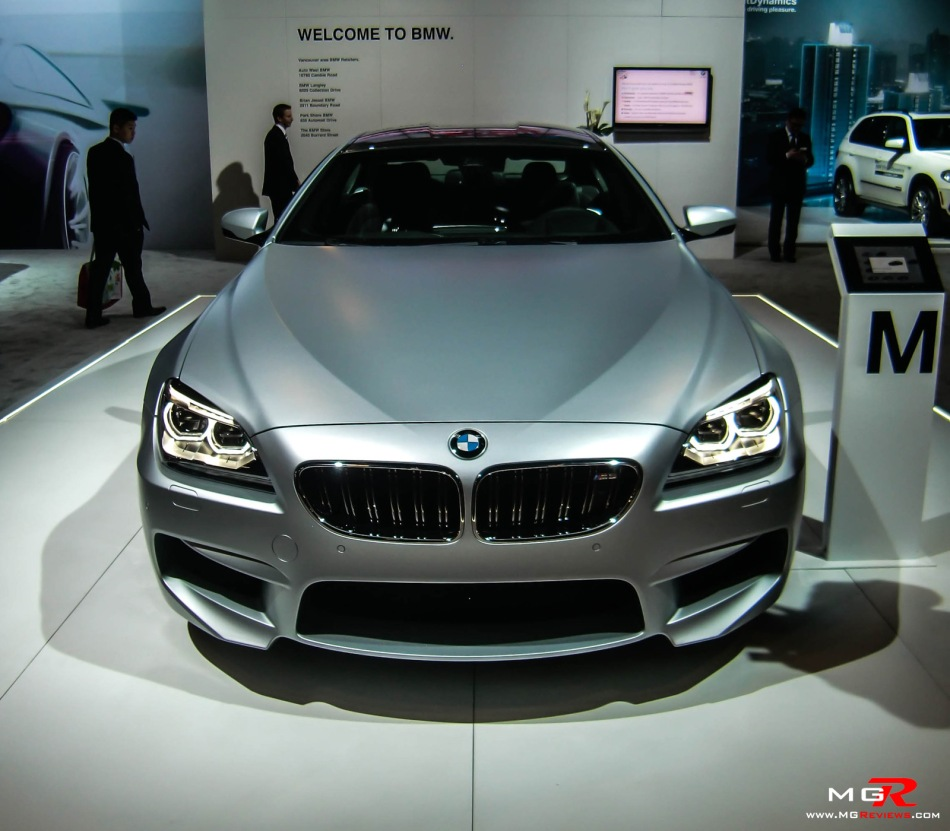 2013 BMW M6 Gran Coupe 01