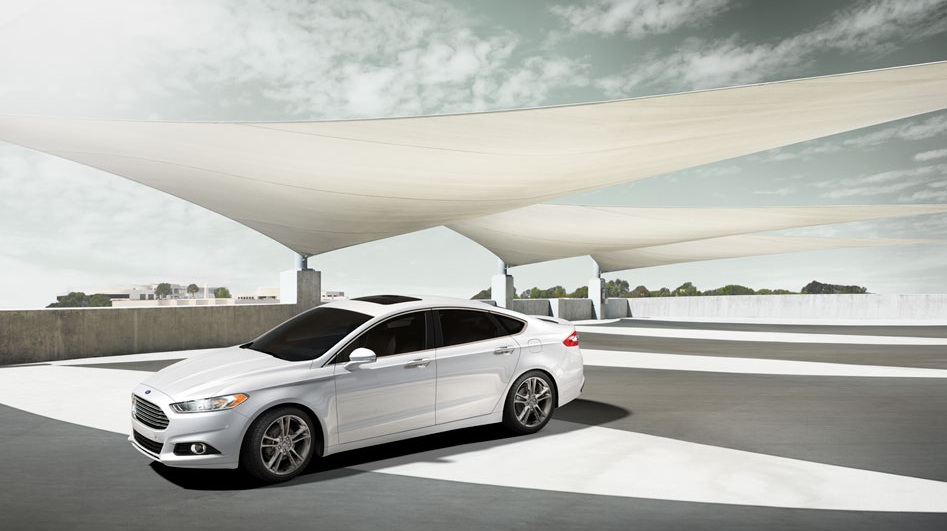 Review: 2013 Ford Fusion 2.0L EcoBoost | M.G. Reviews