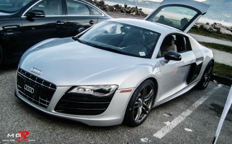Audi R8 V10 01