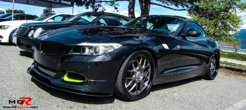 BMW Z4 Modified 1