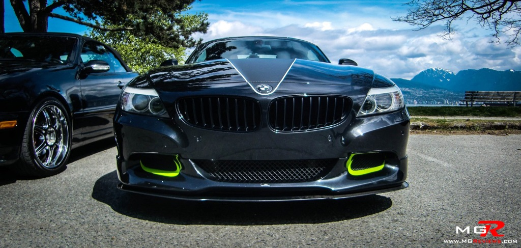 BMW Z4 Modified