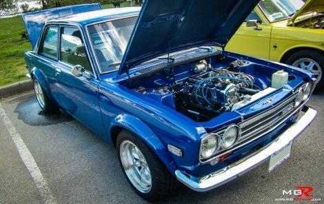 Datsun 510 Blue
