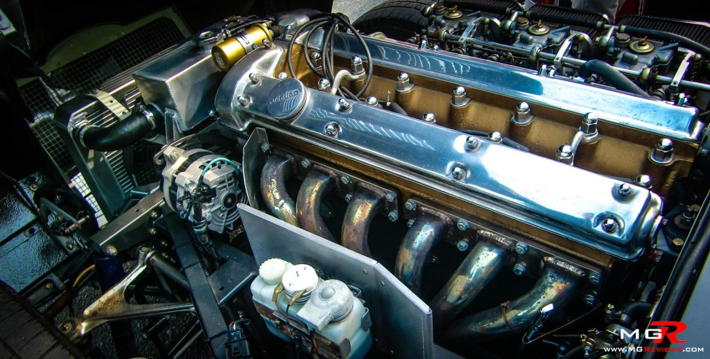 Jaguar E-type Engine