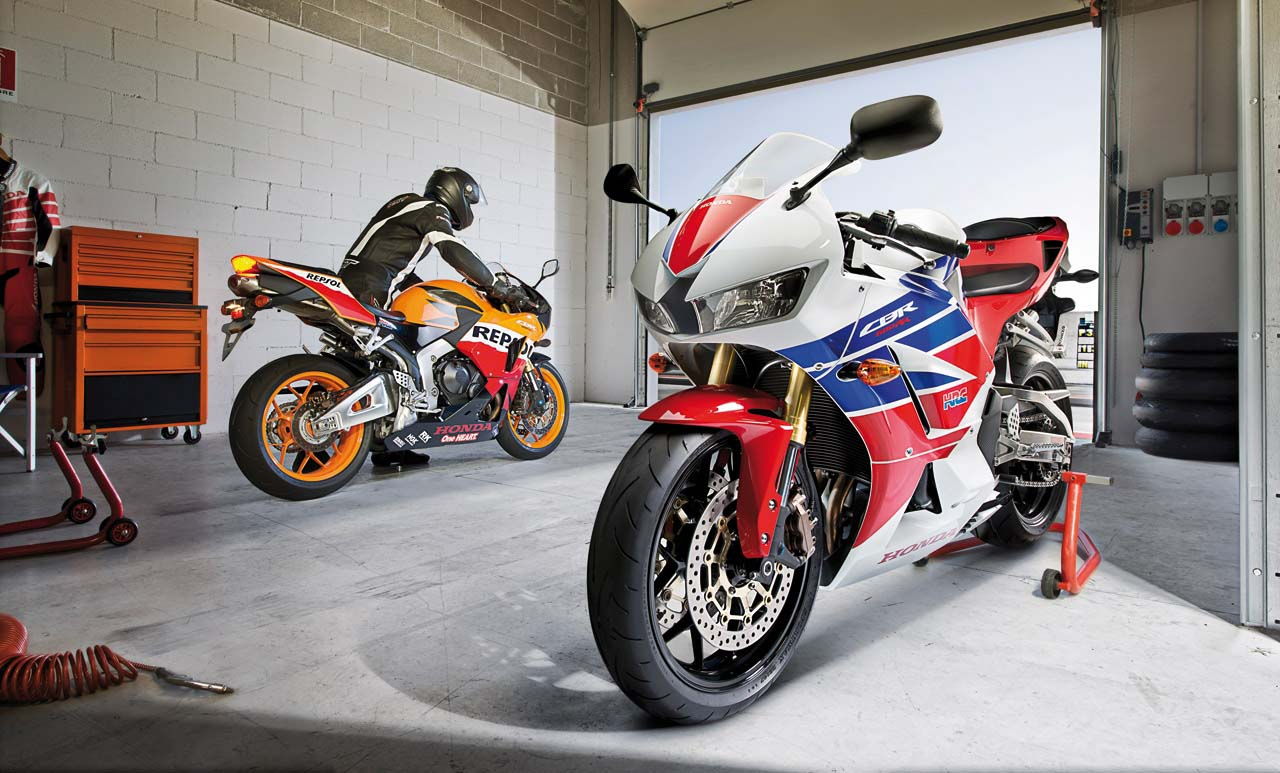 2013 Honda CBR600RR Street Comparison - Motorcycle USA
