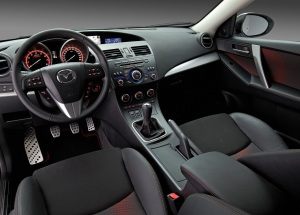 Mazdaspeed3 Interior