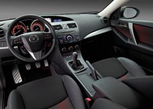 Mazdaspeed3 Interior