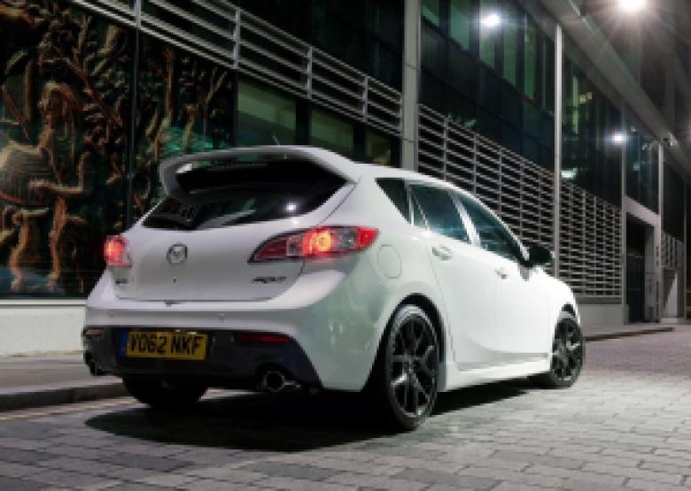 Mazdaspeed3 white 02