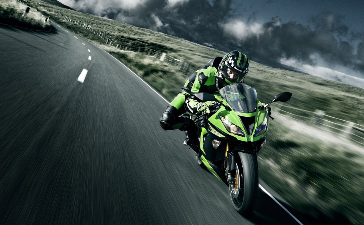 Review: 2013 Kawasaki Ninja ZX6R 636