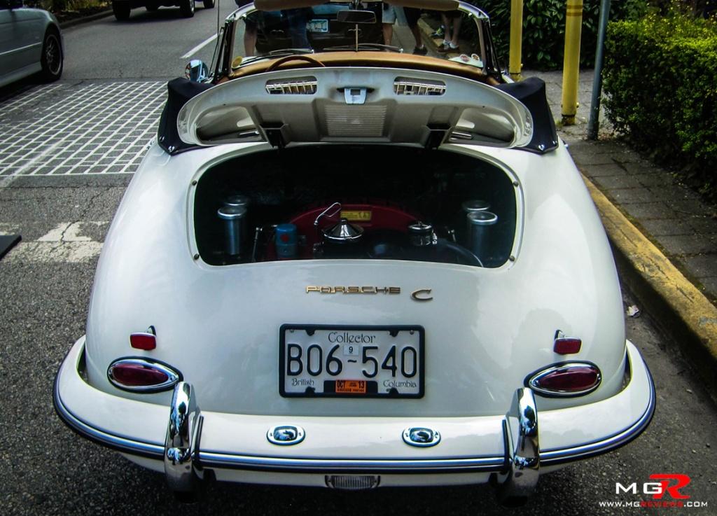 Classic Porsche Convertible 01