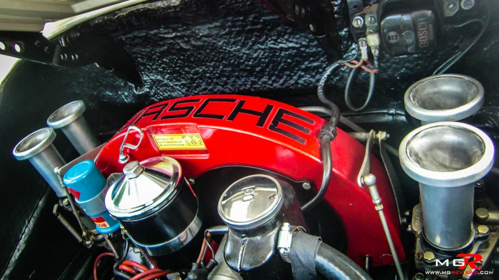 Classic Porsche Convertible 02