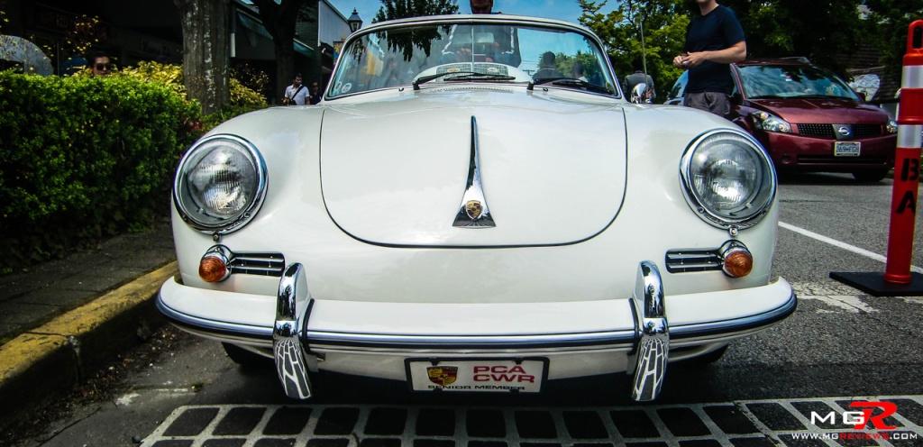 Classic Porsche Convertible 03