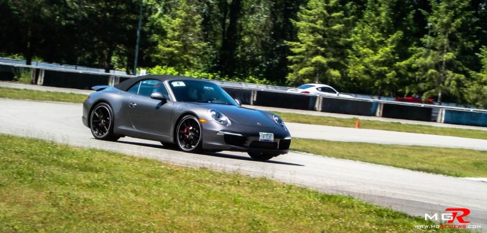 Porsche 911 Cabrio 998