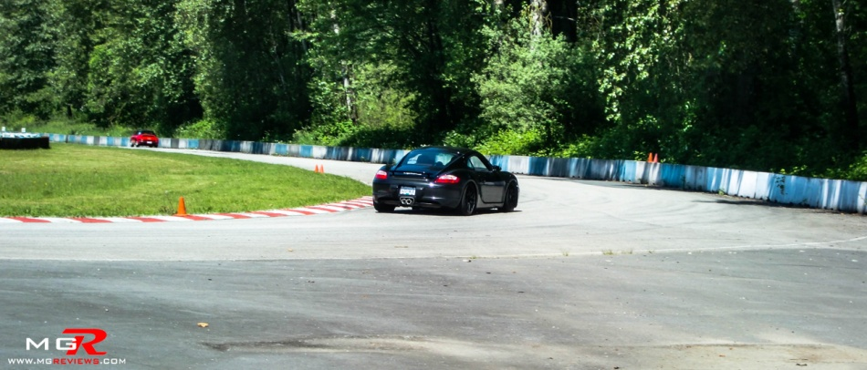 Porsche Cayman Black 2