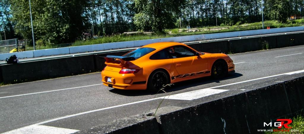 Porsche GT3 RS 01