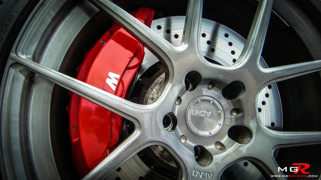 BMW M5 Brakes