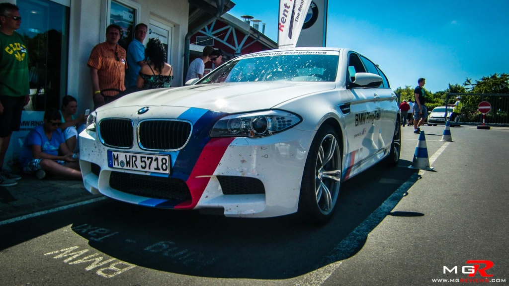 BMW M5 Ring Taxi 01