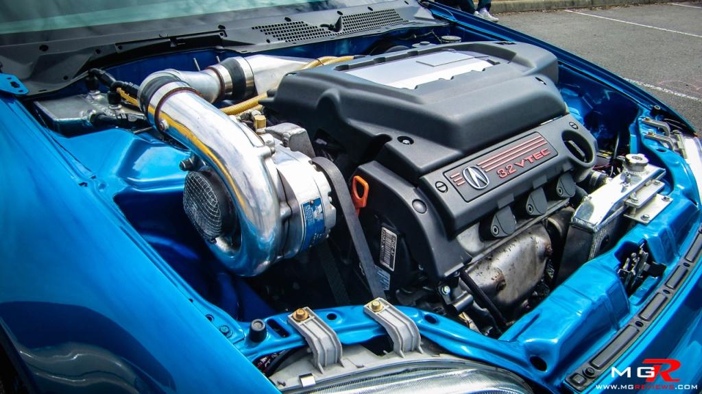 Honda Civic Supercharged V6