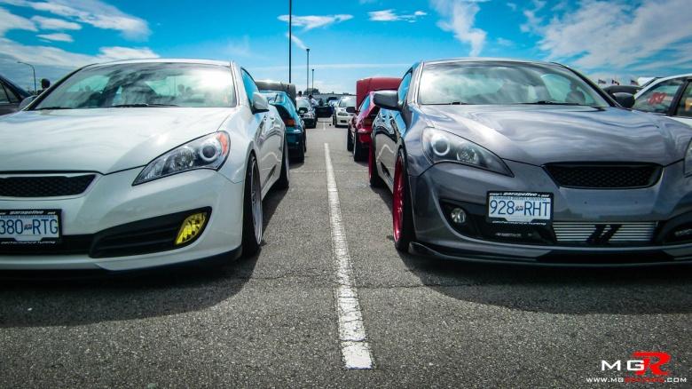Hyundai Genesis Coupes