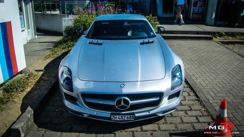 Mercedes-Benz SLS AMG 02