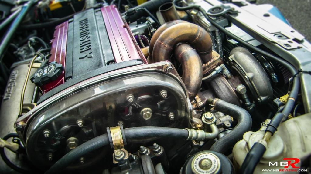 Mitsubishi Evolution 4G63