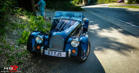 Morgan Roadster 01