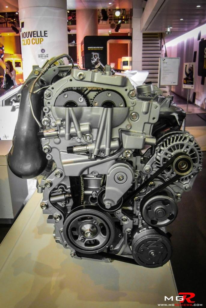 Renault Sport 1.6L EDC Turbo Engine 01