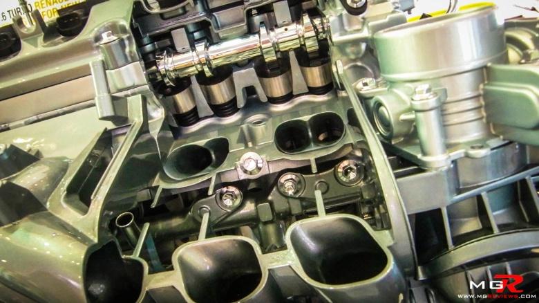 Renault Sport 1.6L EDC Turbo Engine 03