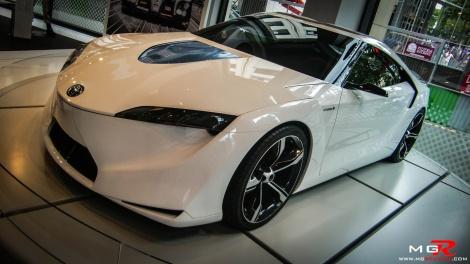 Toyota FT-HS 01