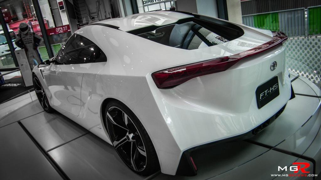 Toyota FT-HS 03
