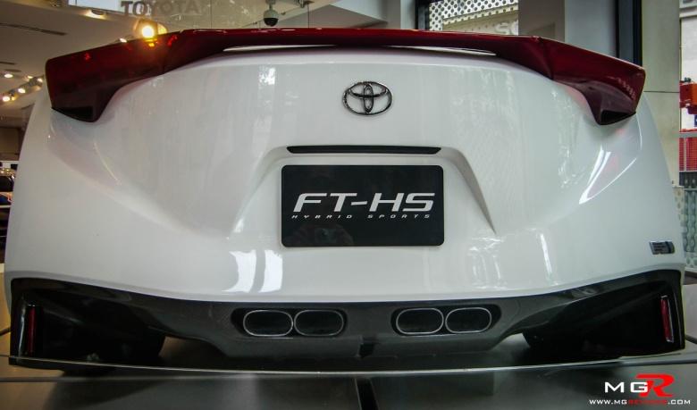 Toyota FT-HS 04
