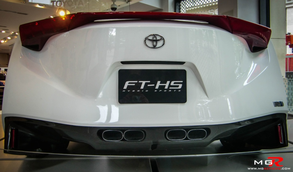 Toyota FT-HS 04