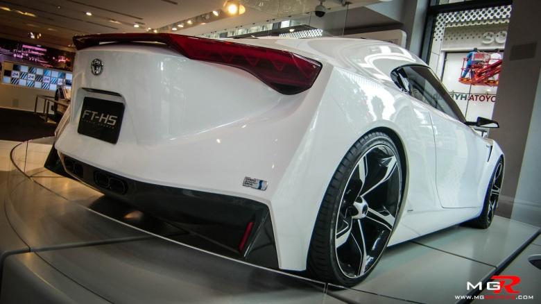 Toyota FT-HS 05