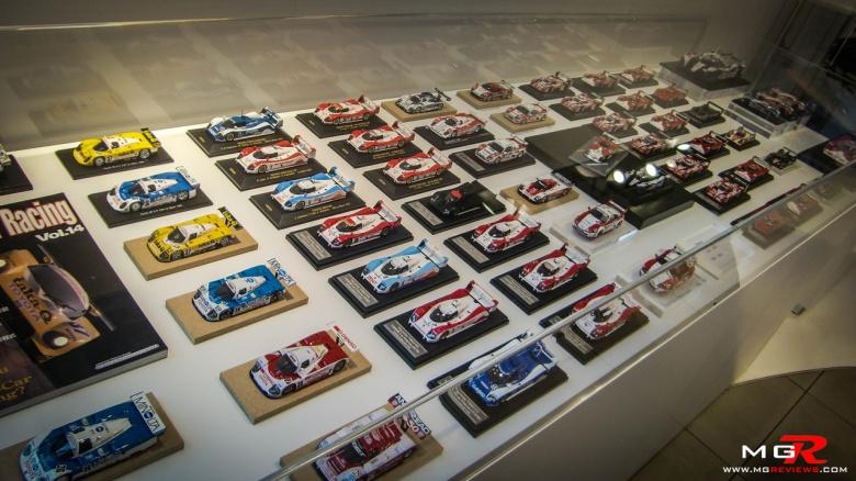 Toyota Racing Cars