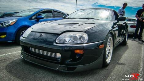 Toyota Supra Drag 1